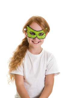 Green Fairy Mask picture