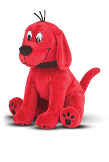 Clifford Cuddle Pal picture