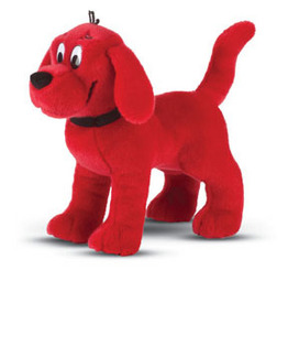 Large Clifford Cuddle Pal picture