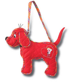 Clifford Fun Fashion Purse picture