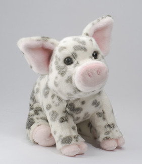 PAULINE SPOTTED PIG (LG) picture
