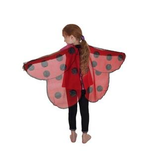 Ladybird Wings w/Glitter picture