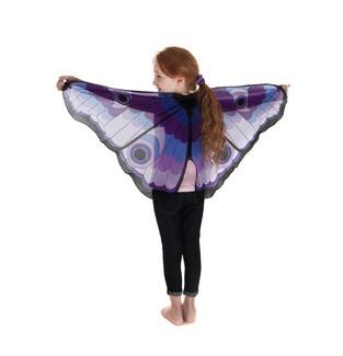 Butterfly Wings w/Glitter Eyes, Purple picture