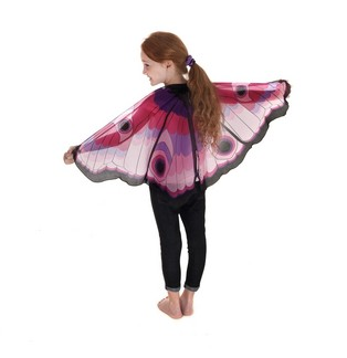 Butterfly Wings w/Glitter Eyes, Pink. Hours of active fun. picture