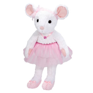 LARGE PETUNIA BALLERINA MOUSE picture