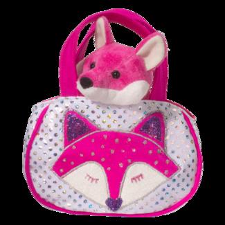 Shimmering Fox Sak w/Pink Fox picture