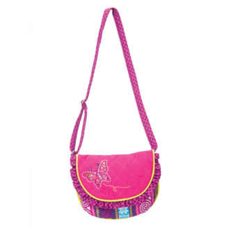 Butterfly Sparkle Crossover Bag picture