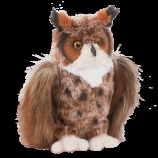 EINSTEIN GREAT HORNED OWL picture