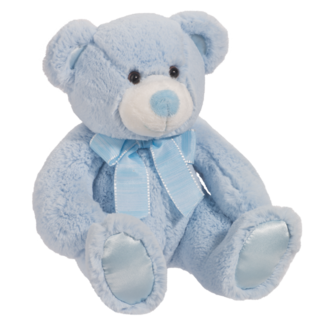 Small Baby Blue Bear picture