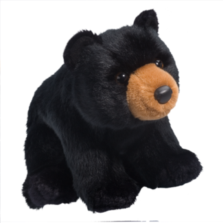 ALMOND BLK BEAR picture