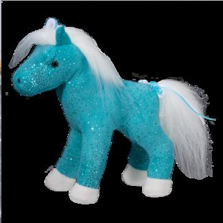 Marina Aqua Sparkle Horse picture