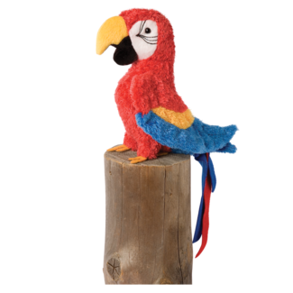 Gabby Red Parrot picture