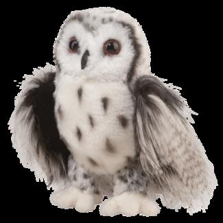 CRESCENT SILVER OWL picture