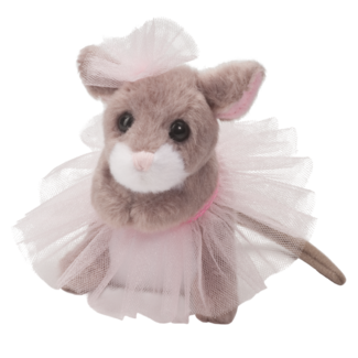 TIPPY TOE MOUSE W/TUTU picture