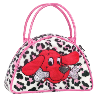 CLIFFORD PINK LEOPARD SATCHEL picture