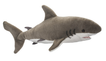 FIN GREAT WH SHARK picture