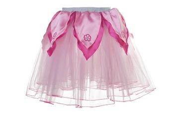 Skirt M, Light Pink Tutu w/Hot Pink Petals picture