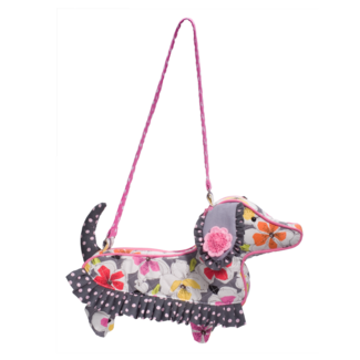 Pink Beauty Dachshund Sillo picture