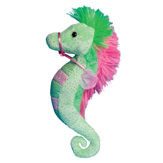 Lime & Pink Sea Horse picture
