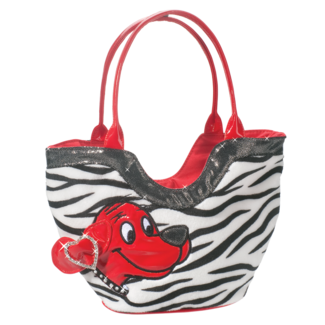CLIFFORD ZEBRA TOTE picture