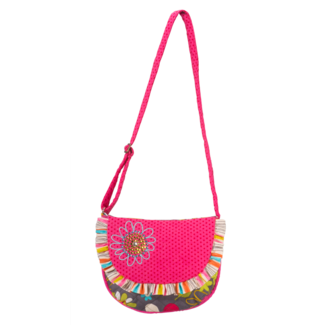 Flower Sparkle Crossover Bag picture