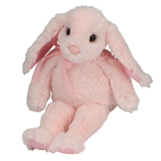 Laurel Small Floppy Pink Bunny picture