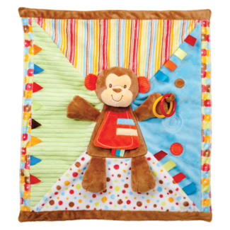 MONKEY ACTIVITY BLANKET picture