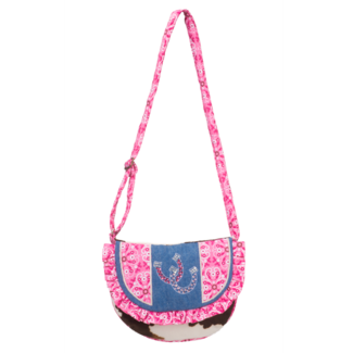 Horseshoe Sparkle Crossover Bag picture