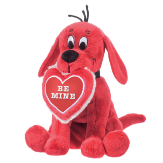 Clifford-&quot;Be Mine&quot; Heart picture