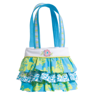 TROPICAL RUFFLE BAG picture