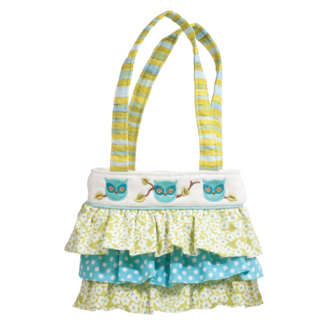 Cool Bloom Ruffle Tote picture