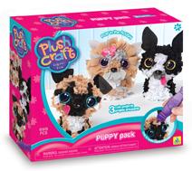 PlushCraft™ 3D Puppy Pack picture