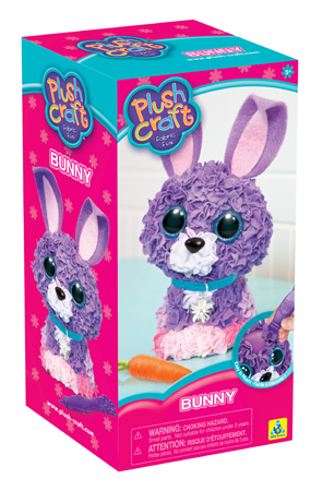 PlushCraft™ 3D Bunny picture