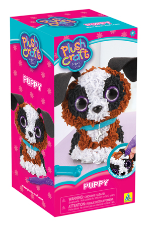 PlushCraft™ 3D Puppy picture