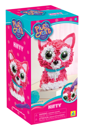 PlushCraft™ 3D Kitty picture