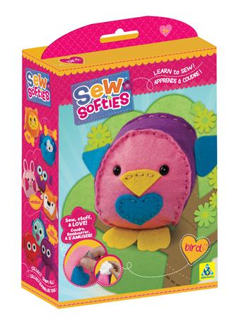 Sew Softies™ Bird picture