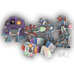 Sticky Mosaics® Robots additional picture 2
