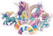 Sticky Mosaics® Unicorns additional picture 1