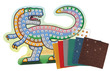 Sticky Mosaics® T-Rex additional picture 2