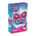 PlushCraft® Butterfly Pillow