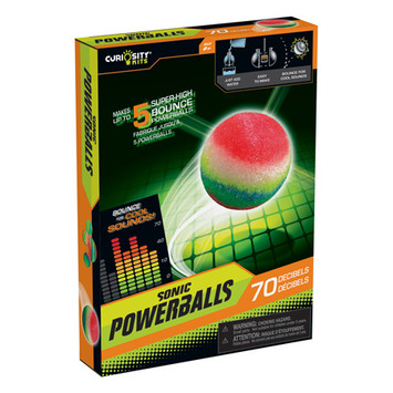 Curiosity Kits® Sonic Powerballs® picture