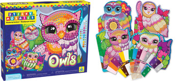 Sticky Mosaics® Owls picture
