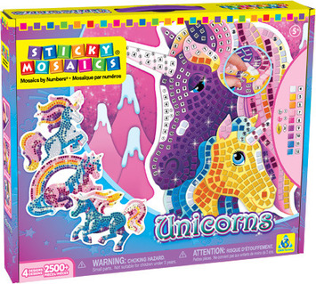 Sticky Mosaics® Unicorns picture