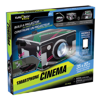 Curiosity Kits® Smartphone Cinema picture