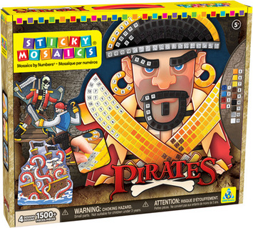 Sticky Mosaics® Pirates picture