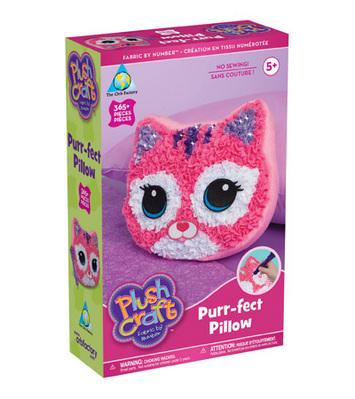PlushCraft™ Purr-fect Pillow picture