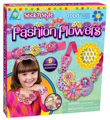 Stick 'n Style® Fashion Flowers picture