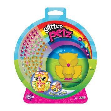 Glitter Petz™ Owl picture