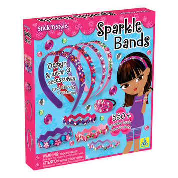 Stick'n Style® Sparkle Bands picture