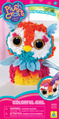 PlushCraft™ 3D Colorful Owl